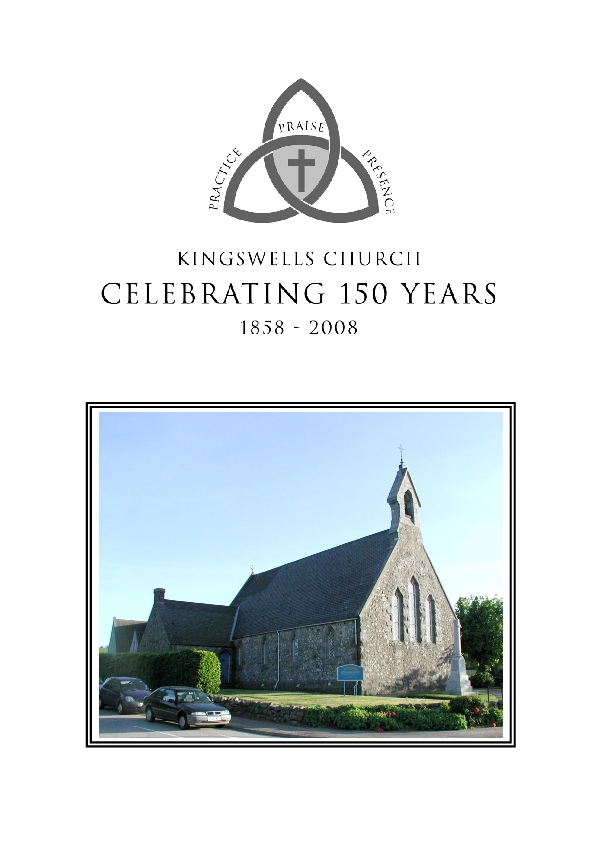 150th Anniversary Newsletter